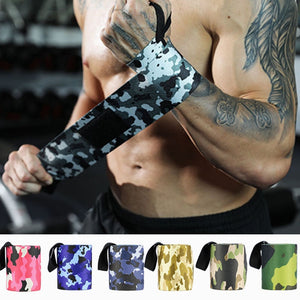 Wrist Support Gym Strap, Camouflage Hand Wrap