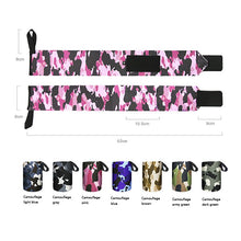 Load image into Gallery viewer, Wrist Support Gym Strap, Camouflage Hand Wrap