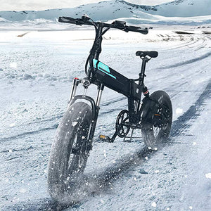 FIIDO M1 Folding Electric Bike | E-Bike