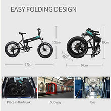 Load image into Gallery viewer, FIIDO M1 Folding Electric Bike | E-Bike - Man-Kave