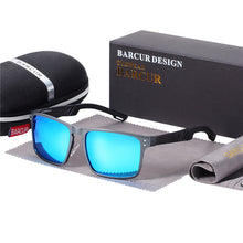 Load image into Gallery viewer, BARCUR 2020 Style Men's Sunglasses - Various Coloursl - ManKave Gifts & Accessories