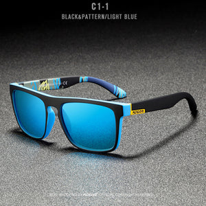 2020 New KDEAM Mirror Polarised Sunglasses - ManKave Gifts & Accessories