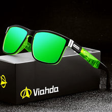 Load image into Gallery viewer, Funky viahda Summer Beach Vibes - Mens Sunglasses