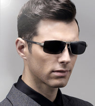 Load image into Gallery viewer, Men's Designer Sunglasses - Sleek & Masculine - Man-Kave