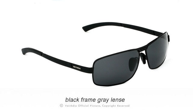 Men's Designer Sunglasses - Sleek & Masculine - Man-Kave