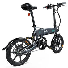 Load image into Gallery viewer, FIIDO D2 Folding Electric Bike - Hybrid Assist - Man-Kave