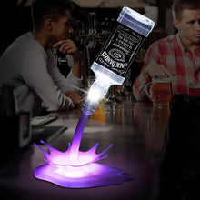 Load image into Gallery viewer, USB Bottle Lamp - Bar Party LED Bottle Spill Lamp