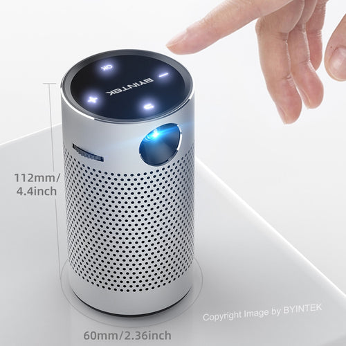 Pocket Portable Smart LED Projector - Man-Kave