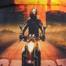Load image into Gallery viewer, Bedding Set for the Motorcycle Fans