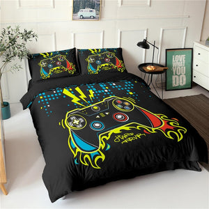 Video Game Bedding Set's
