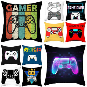 Gamer Cushion Covers - Man-Kave