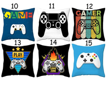 Load image into Gallery viewer, Gamer Cushion Covers - Man-Kave