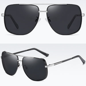 2021 New Square Polarized Sunglasses for Men - Man-Kave