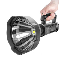 Load image into Gallery viewer, Powerful LED Flashlight Torch - USB Rechargeable