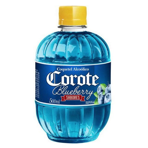 12 Und Corote Blueberry 500ml Pet Corote