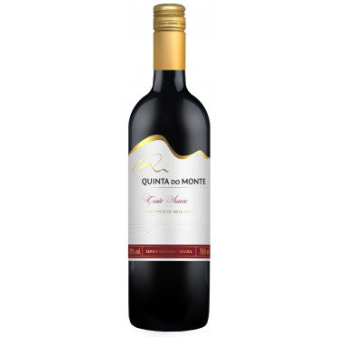 Vinho Tinto Suave Quinta Do Monte 750 Ml - Palete C/(70x12) Quinta Do Monte