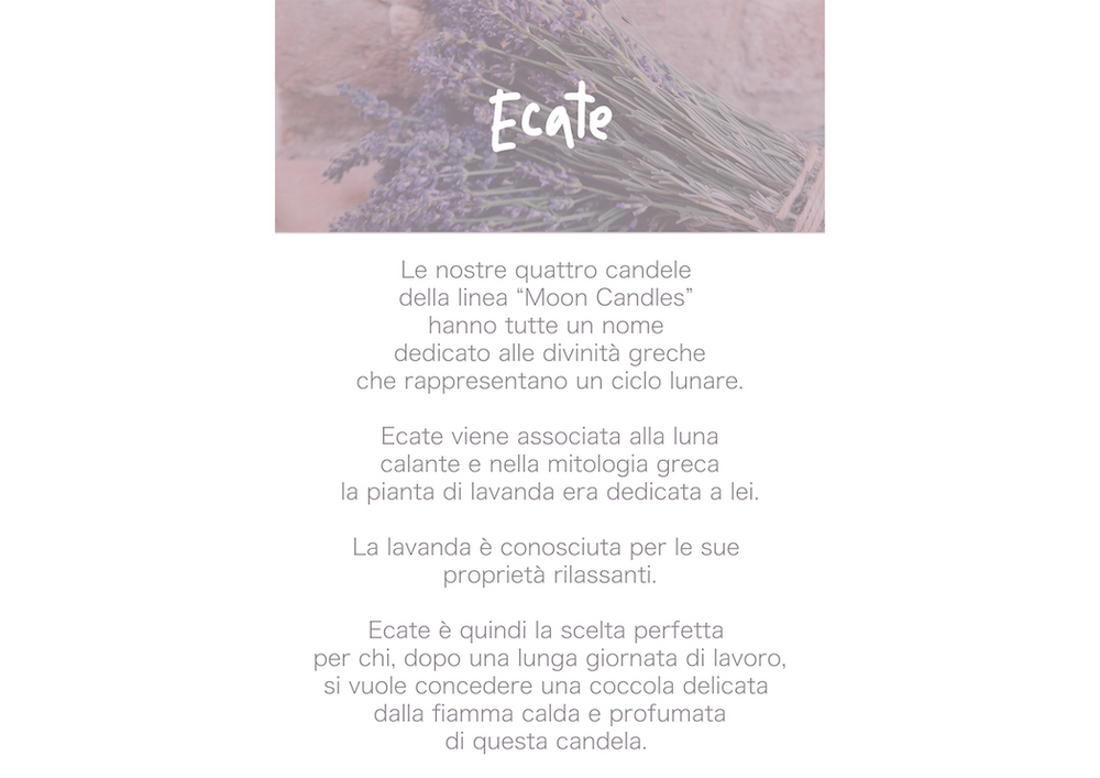 Load image into Gallery viewer, Ecate (Lavanda Vera)