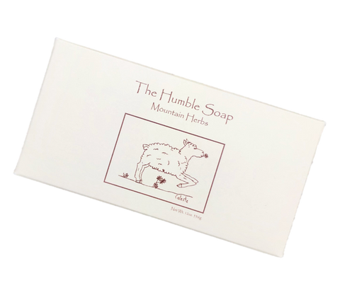 The Humble Soap - 3 Pack Mountain Herb