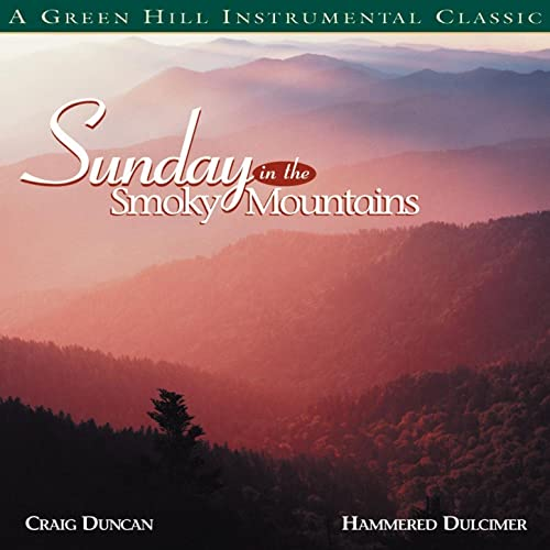 Sunday In The Smoky Mountains CD