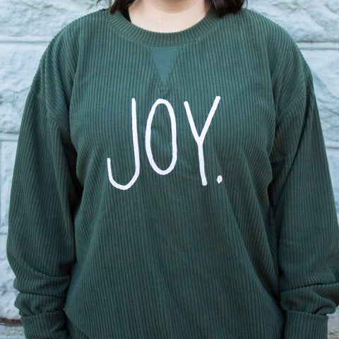 "Humble ""Joy"" Pullover"