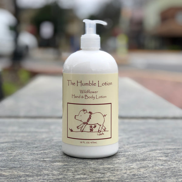 The Humble Lotion - Wildflower