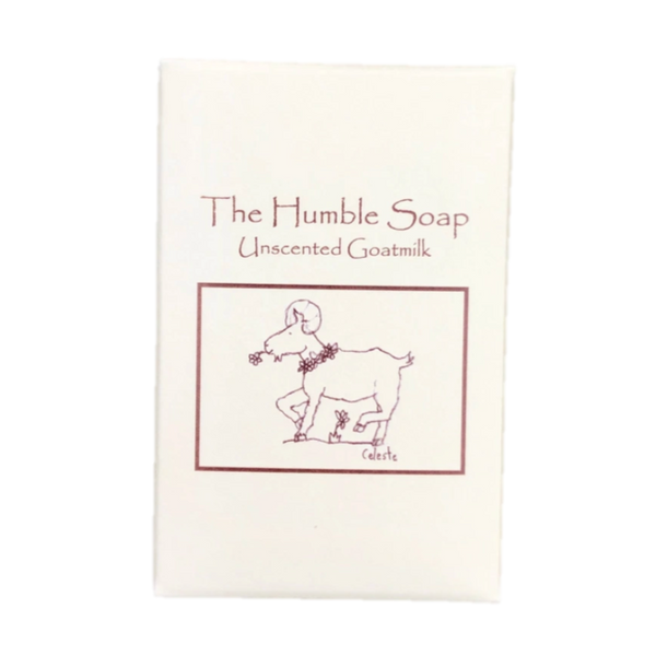The Humble Soap - Unscented Goatmilk