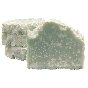 Dead Sea Salt Natural Soap