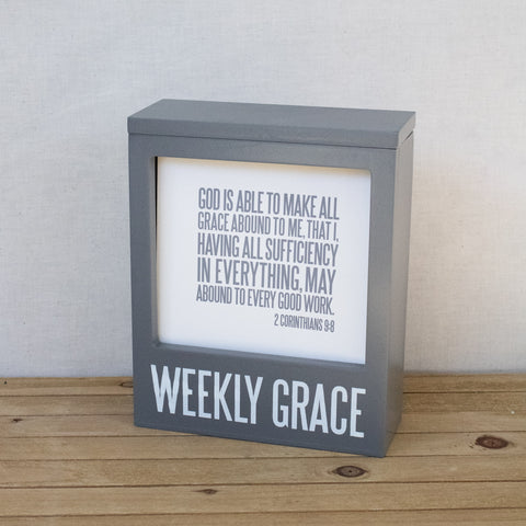 Weekly Grace Words of Wisdom