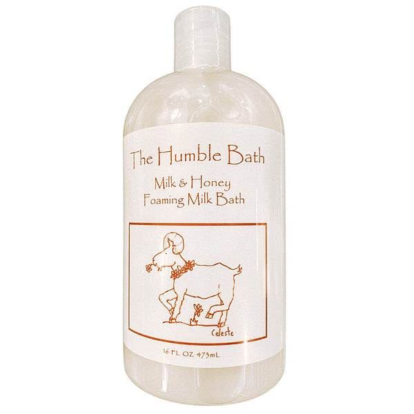 The Humble Bath - Milk & Honey