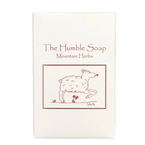 The Humble Soap - Mountain Herb