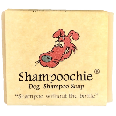 Shampoochie Dog Shampoo Bar