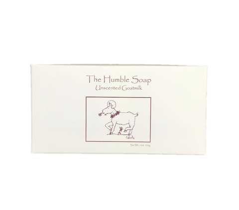 The Humble Soap - 3 Pack Unscented