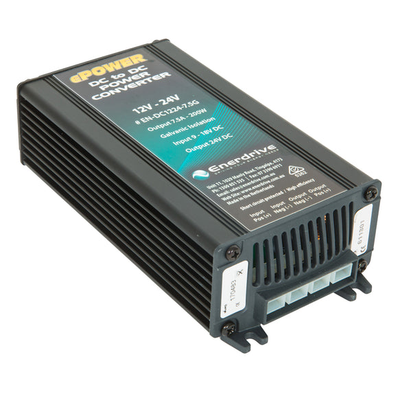 24V - 24V / 7.5A DC to DC Power Converter