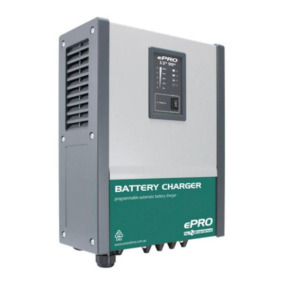 ePRO Battery Charger – 12V 90A