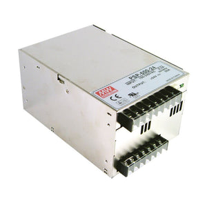 Power Supply 240Vac input 12 Vdc 50 Amp
