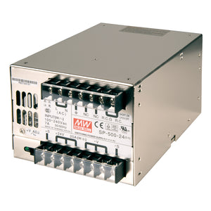 Power Supply 240Vac input 12 Vdc 40 Amp