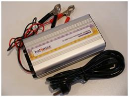 Battery Charger 12 Amp 12 Vdc