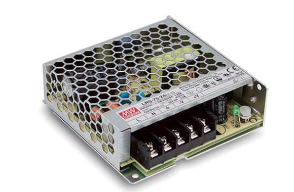 Power Supply 240Vac input 24 Vdc 3.6 Amp