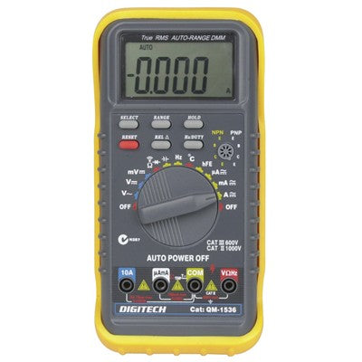 Multimeter - True RMS Auto Range