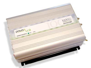 POWERVOLT - 1000 Watt 12 Vdc Inverter