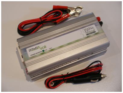 POWERVOLT - 350 Watt 24 Vdc Inverter
