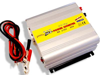 POWERVOLT - 600 Watt 24 Vdc Inverter
