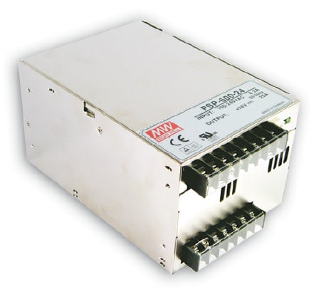 Power Supply 240Vac input 27 Vdc 22.2 Amp