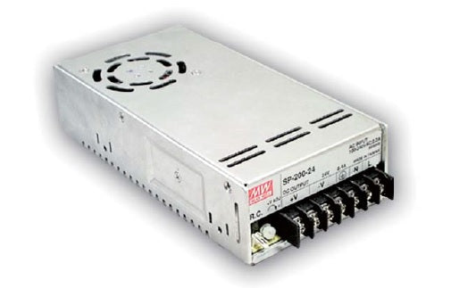 Power Supply 240Vac input 15 Vdc 13.4 Amp