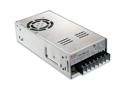 Power Supply 240Vac input 15 Vdc 16 Amp