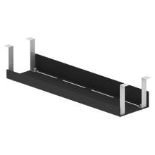 Load image into Gallery viewer, Cable Management Tray - Black