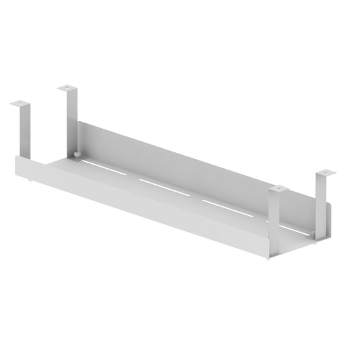 Cable Management Tray - White