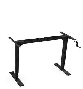 MoveDesk Frame - Black