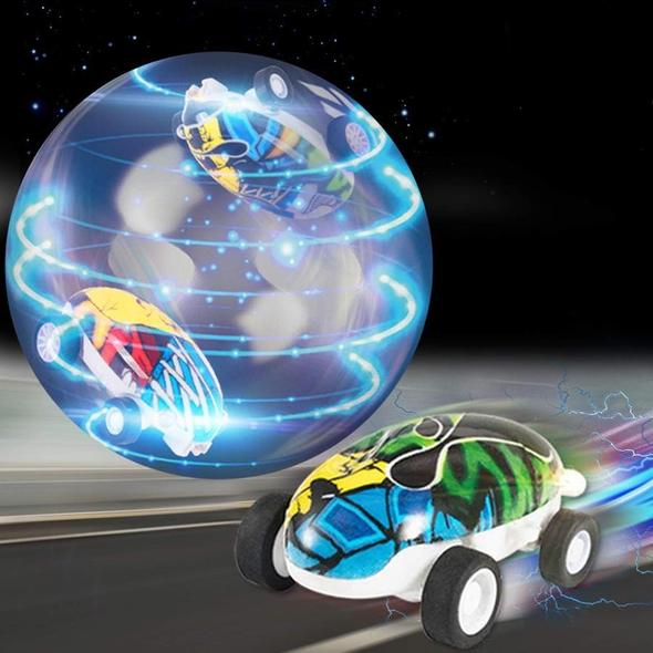 Laser Chariot Mini High Speed Car