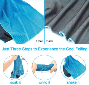 Icy Cooling Towel